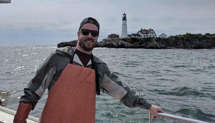 Employee Spotlight: Michael Morrisey, Technical Recruiter