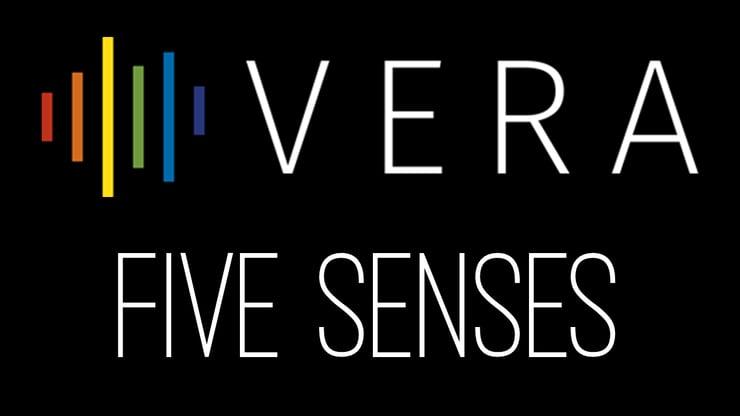 How VERA 2.0 Uses the Five Senses