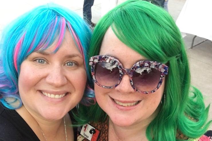 Gilda's Club Member Story: Lori Mangum