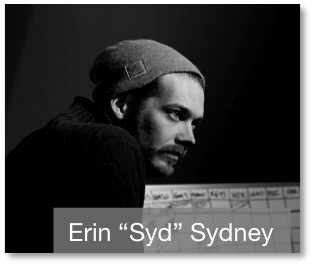"Erin ""Syd"" Sydney"
