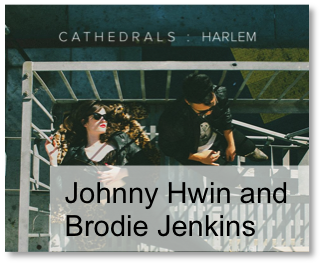 Johnny Hwin and Brodie Jenkins