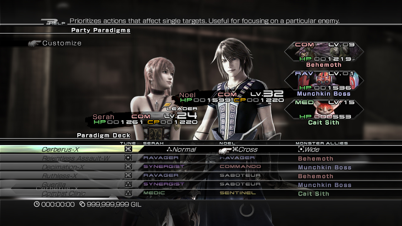 Final Fantasy XIII-2 | PlayStation 3 Review