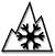 Mountain/Snowflake tire verification symbol