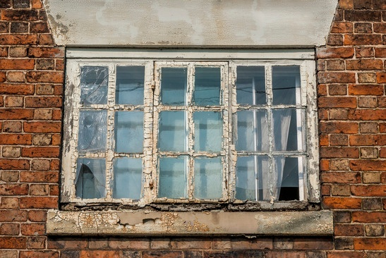 Do you know when to replace windows? There is a point when patch work won't do. Here's a quick guide to identifying windows beyond repair