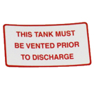 Decal Discharge M21262