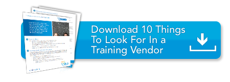10 Things to Look for in a Training Vendor
