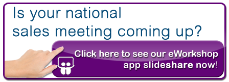 National Sales Meeting Management App