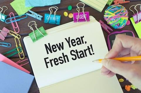 New Year Training
