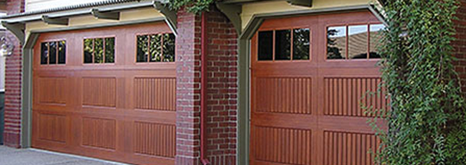 Garage Doors & Dock Equipment