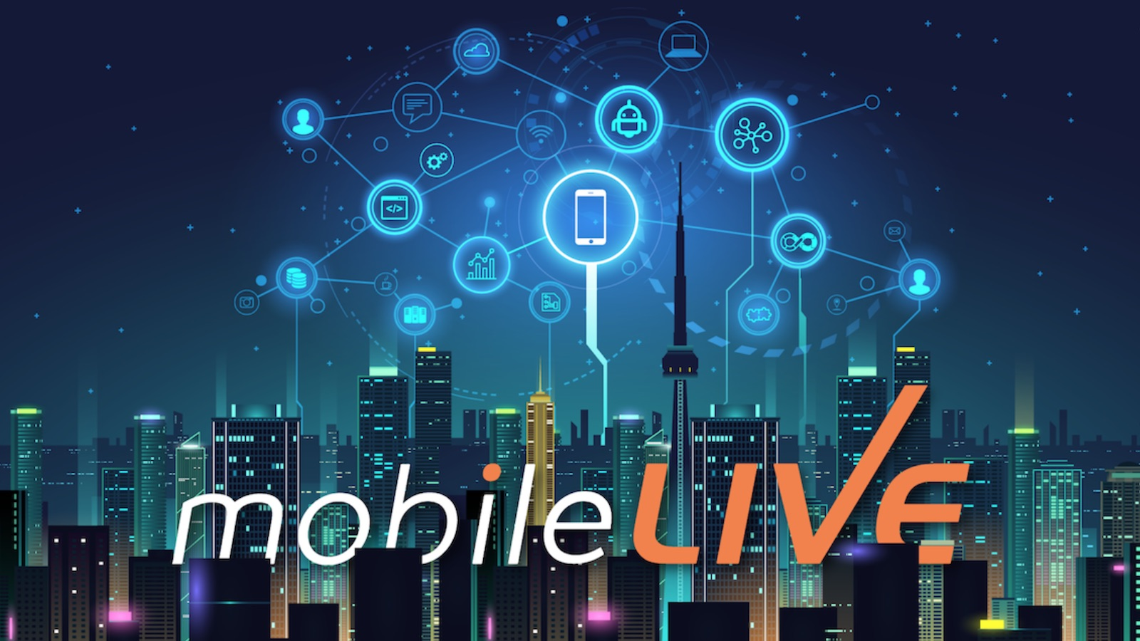 Top mobile technology company in Canada width=
