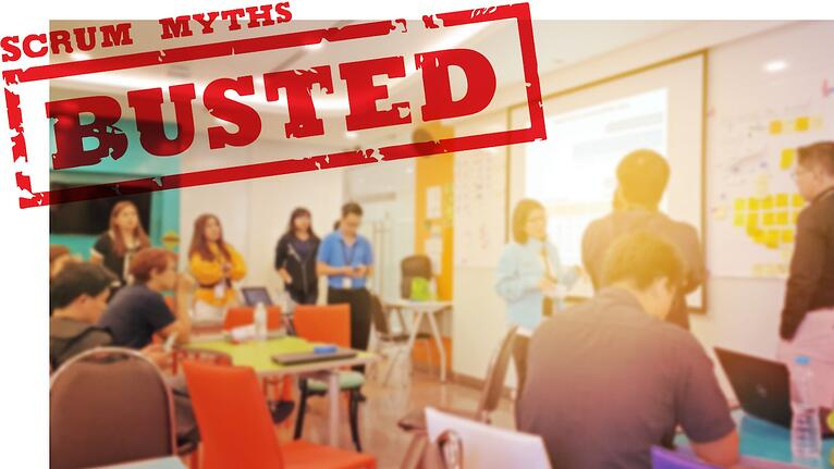 Scrum Myths busted