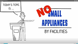No Small Appliances