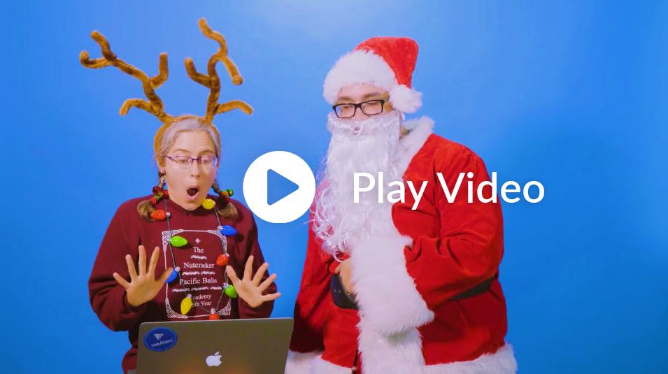 December 2018 newsletter - play video