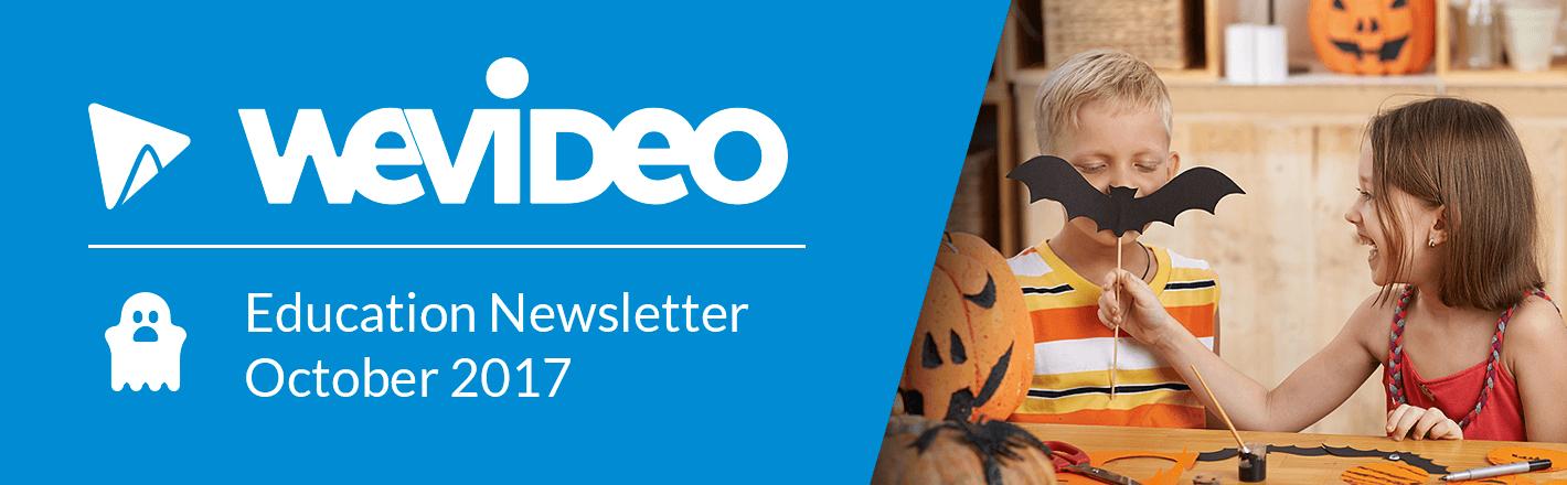 Oct 2017 Newsletter Banner