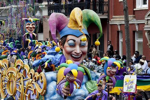 Q4i Went to NOLA and All I Got Was This Lousy Blog