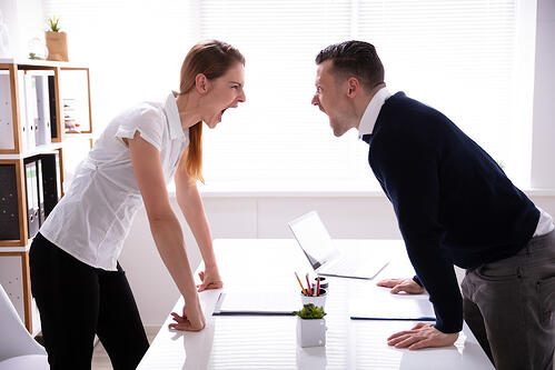 How (NOT) to DealWithWorkplace Conflict