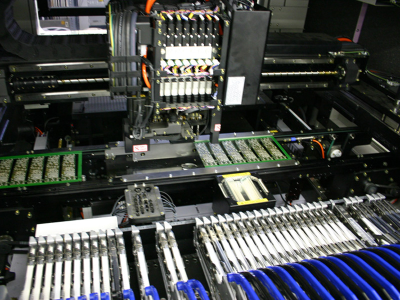 Printed Circuit Board Assembly : Automated quality control of printed circuit boards