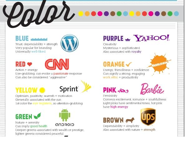 Color Codes for Logos
