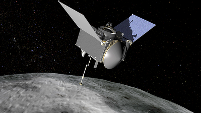 OSIRIS REx - Photo Credit: NASA