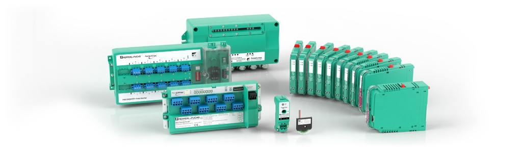 Fieldbus technology from Pepperl+Fuchs