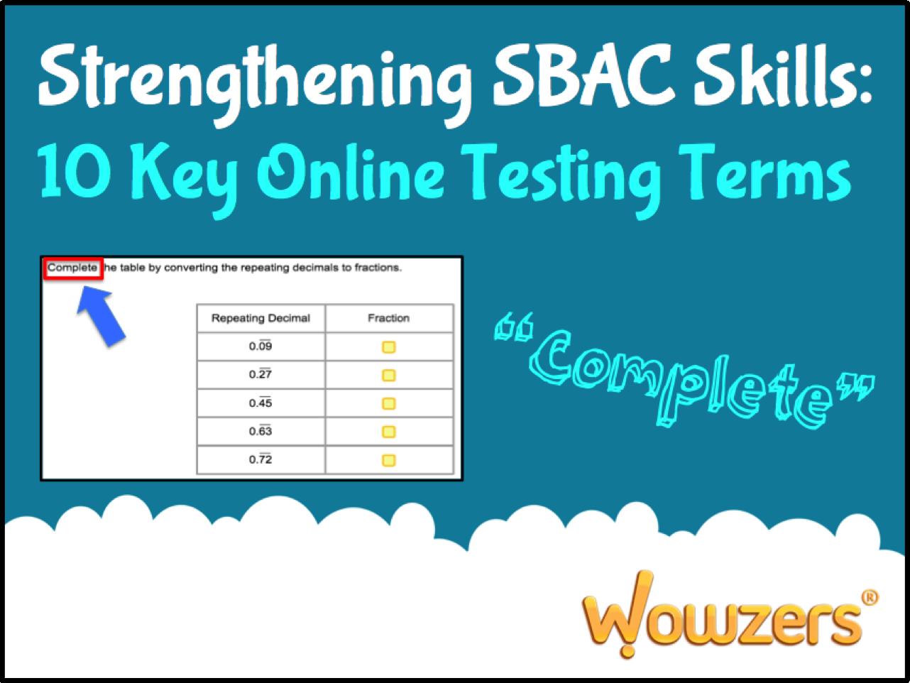 free ten key testing
