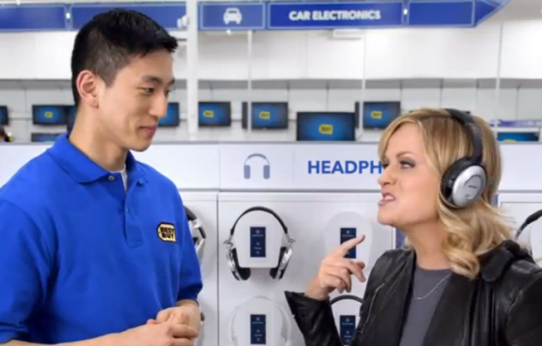 Best Buy Amy Poehler 2013 Super Bowl Ad