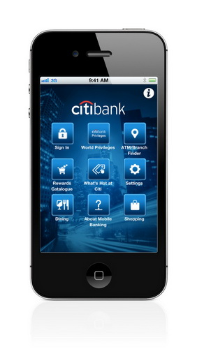 Citi Localized Mobile Marketing