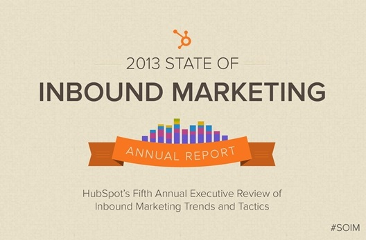 Top Stats from Hubspot's 2013 Inbound Marketing Report