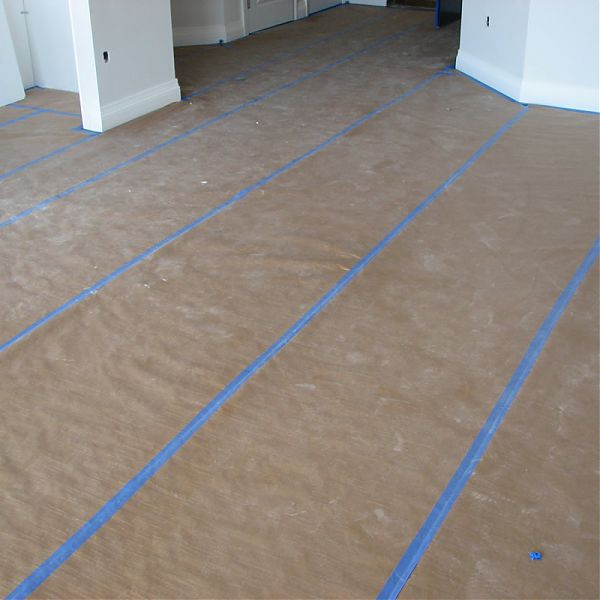 Floor Protection Rosin Paper Floor Protection Floor: 3 Steps For Putting Your Project Into Action With