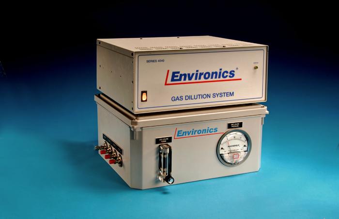 explosive gas mixer