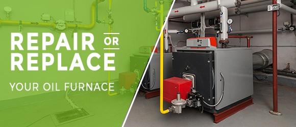 repair or replace furnace