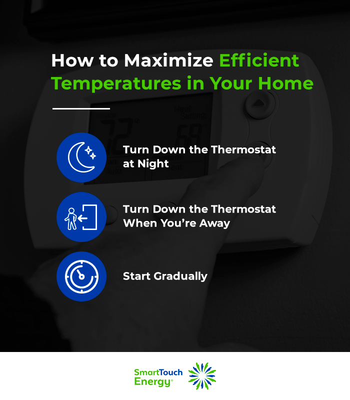 How To Maximize Efficient Temperatures in your home