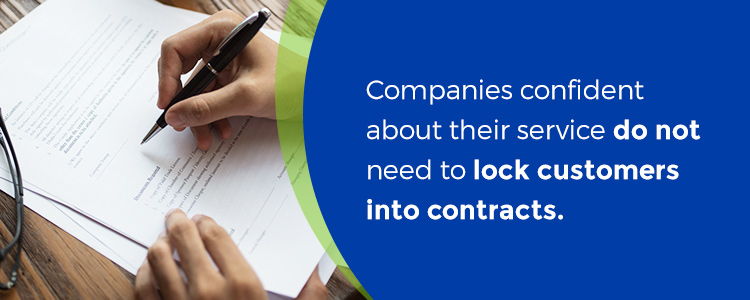 avoid contracts