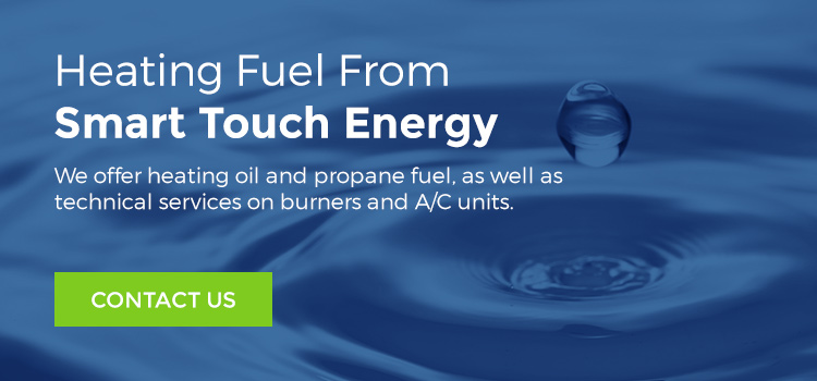 heating fuel from smart touch