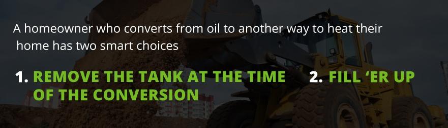 remove tank options