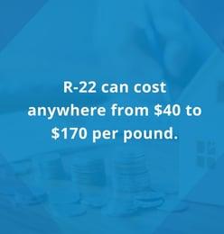 r22-cost