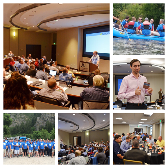 Navigator measures past, targets future at July All Hands conference