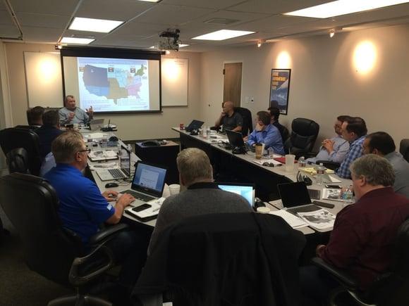 Navigator Sales Teams Recharge During Q2 Summit