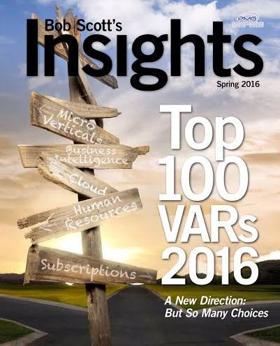 Navigator Named to 2016 Top 100 by Bob Scott's Insights