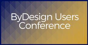 2018 ByDesign Users Conference Slide Deck