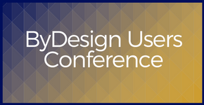 2018 ByDesign Users Conference Slide Deck