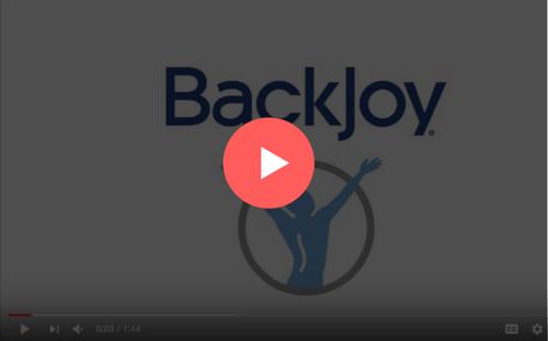 Customer Video | BackJoy