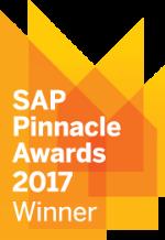 2017 SAP Pinnacle Award Winner
