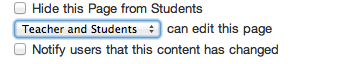 Students can edit.