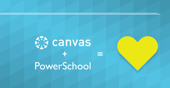 Canvas and Powerschool