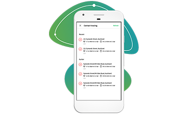 ecoPortal Connect mobile app