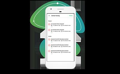 ecoPortal Connect mobile app