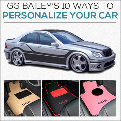 Personalize Your Car
