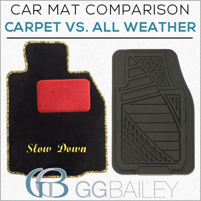 Floor Mats For Your New Car Carpet Or