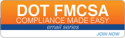DOT FMCSA COMPLIANCE MADE EASY